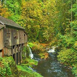 Steve Luther - Historic Grist Mill