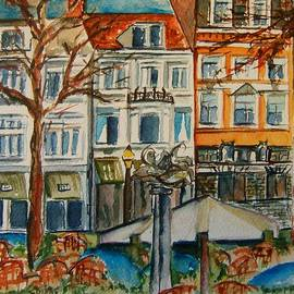 Elaine Duras - Historic Maastricht Netherlands