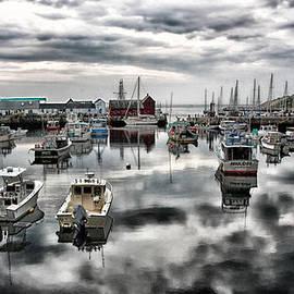 Stephen Stookey - Historic Rockport Harbor