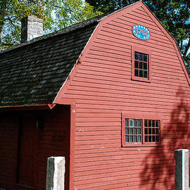 Robert Ford - Historic Salt Box of Nathaniel Foote Oldest House in Colchester Connecticut