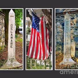 Lori Amway - Historic state line