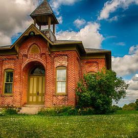 Gene Sherrill - Historic Whitley Co School House