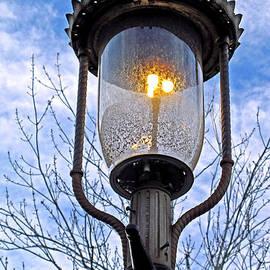 Barbara McDevitt - Historical Gas Street Lamp