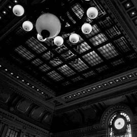 James Aiken - Hoboken Terminal Skylight
