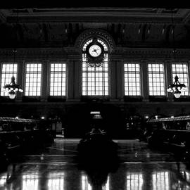 James Aiken - Hoboken Terminal Waiting Room