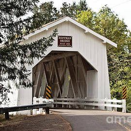 Scott Pellegrin - Hoffman Covered Bridge