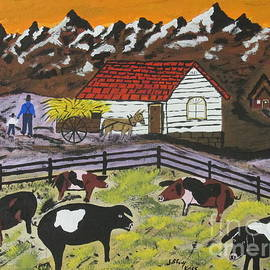 Jeffrey Koss - Hog Heaven Farm