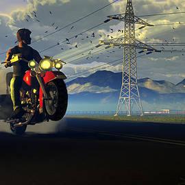 Dieter Carlton - Hog Rider