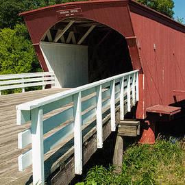 Robert Ford - Hogback Bridge Madison County Iowa