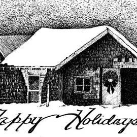 Joy Bradley - Holiday Barn