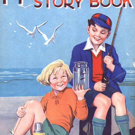 The Advertising Archives - Holiday Story Book 1950s Uk Holidays