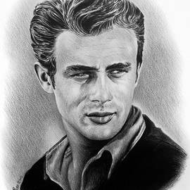 Andrew Read - Hollywood greats James Dean