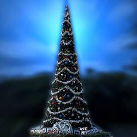 Thomas Woolworth - Hollywood Xmas Tree Walt Disney World