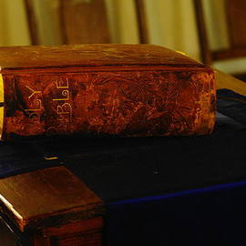 Jeff  Swan - Holy Bible In Lincoln City