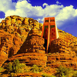 Bob and Nadine Johnston - Holy Cross Chapel Coconino National Forest