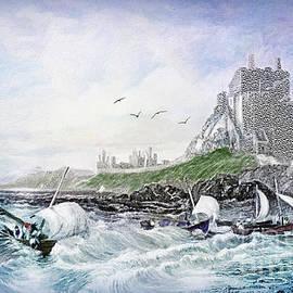 Lianne Schneider - Holy Island - Lindisfarne