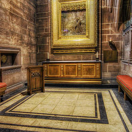 Ian Mitchell - Holy Spirit Chapel