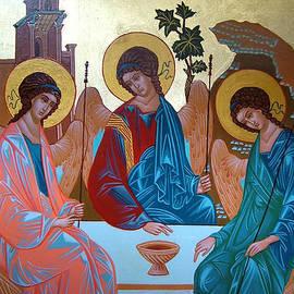 Janeta Todorova - Holy Trinity