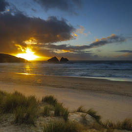 Chris Smith - Holywell bay cornwall
