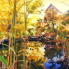 Douglas MooreZart - Home Garden and Pond