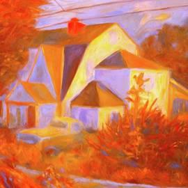 Kendall Kessler - Home in Christiansburg Sketch