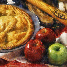 Ian Mitchell - Home Made Apple Pie