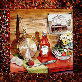 Irina Sztukowski - Home Sweet Home Welcoming Five