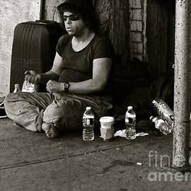 Christy Gendalia - Homeless in New York