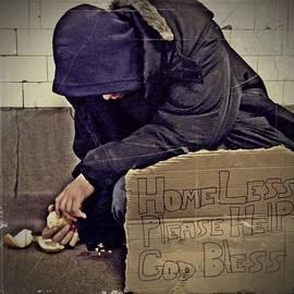 Sarah Loft - Homeless Please Help