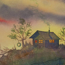 Teresa Ascone - Homestead at Twilight