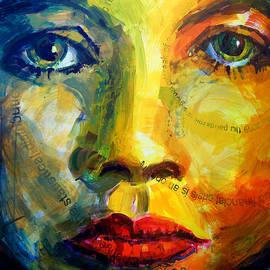 Alfredo Gonzalez - Homology #5 - Face to face