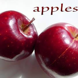 Tina M Wenger - Honeycrisps Apples