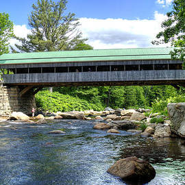 Donna Doherty - Honeymoon Bridge in Jackson NH