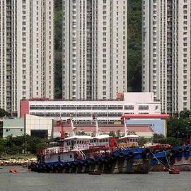 Joyce Woodhouse - Hong Kong