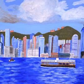 Magdalena Frohnsdorff - Hong Kong