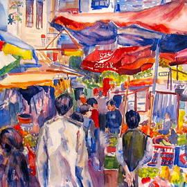 Joyce Kanyuk - Hong Kong Market