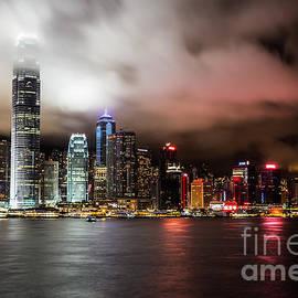 Asiandreamphoto - Hong Kong skyline