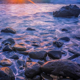 Hawaii  Fine Art Photography - Honolua Sunset