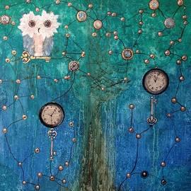 MiMi Stirn - Hoopunked - Steampunked No. 376