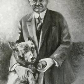 Martha Suhocke - Hoover and King Tut
