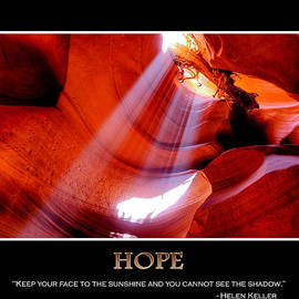 Gregory Ballos - Hope - Helen Keller