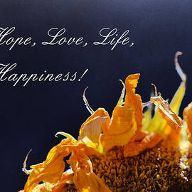 Xueling Zou - Hope Love Life Happiness
