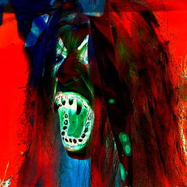 Ed Weidman - Horror In Red