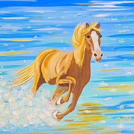 Phyllis Kaltenbach - Horse Bright
