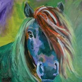 Jolanta Shiloni - Horse