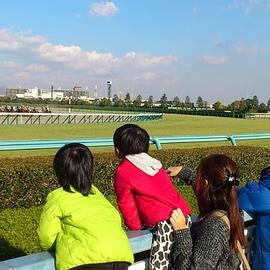 Yoshikazu Yamaguchi - Horse racing