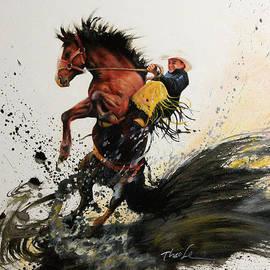 Thao Le - Horse Rider 2