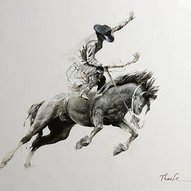 Thao Le - Horse Rider 3