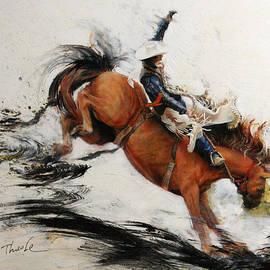 Thao Le - Horse Rider