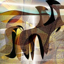 Iris Gelbart - Horses 2